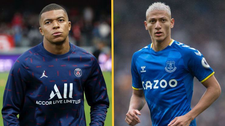 PSG lining up Richarlison as possible replacement for Kylian Mbappé