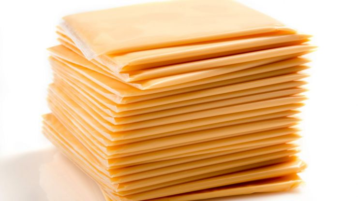 Sliced processed cheese voted the UK's favourite cheese