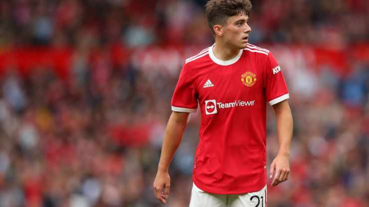 Leeds fans chanted 'you're too s*** to play for Leeds' at Daniel James two weeks ago