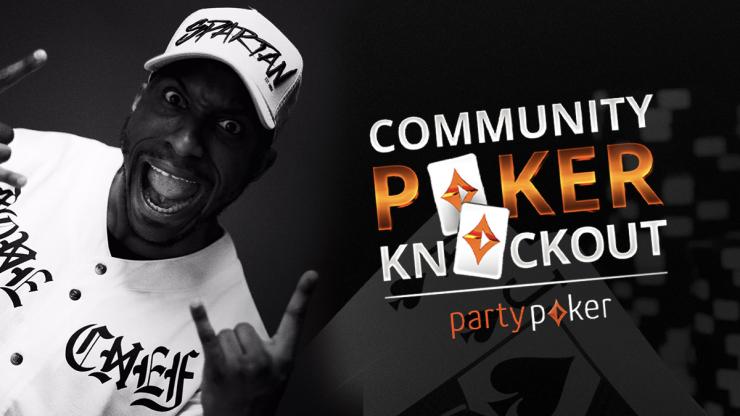 partypoker's Community Poker Knockout Tournament