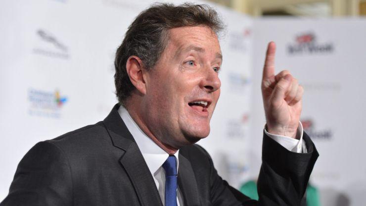Piers Morgan wins Ofcom complaint over Meghan Markle argument