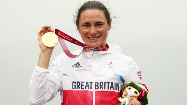 Sarah Storey wins 17th gold to become Britain's most successful Paralympian