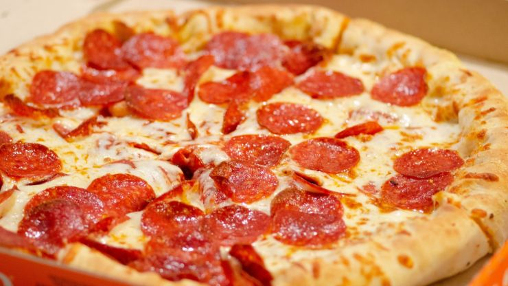 Pizza could be a better breakfast than sugary cereal, says expert