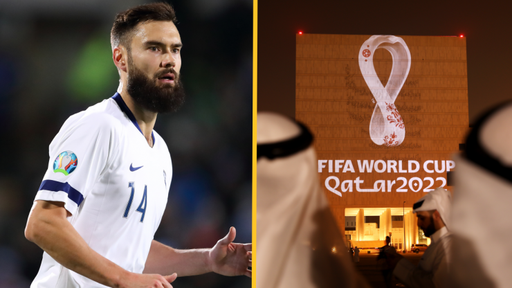 Finland captain Tim Sparv calls on fellow pros to protest for Qatari reform ahead of World Cup