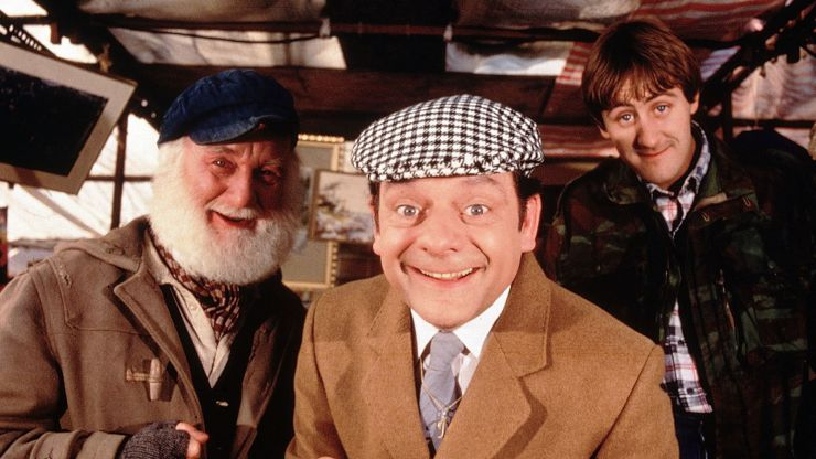 Only Fools and Horses episodes flagged as racist by Britbox