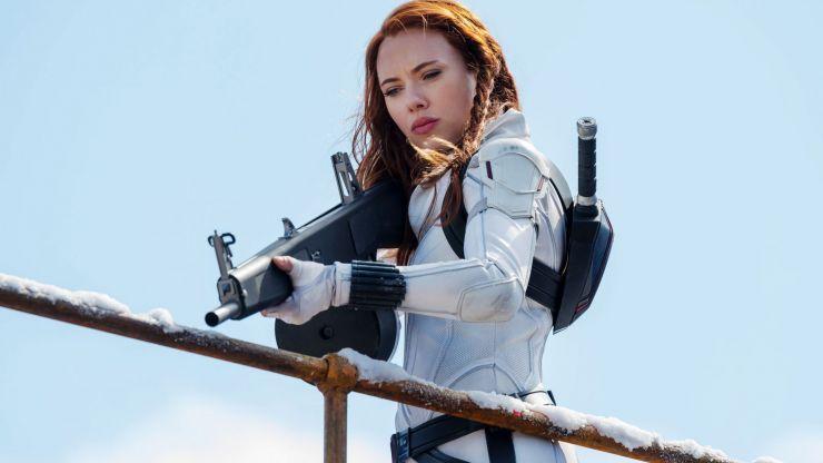 Scarlett Johansson asked for $100 million after Black Widow's Disney+ release