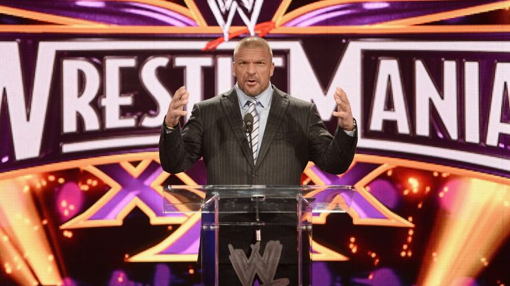 WWE give health updated after Triple H suffers cardiac arrest