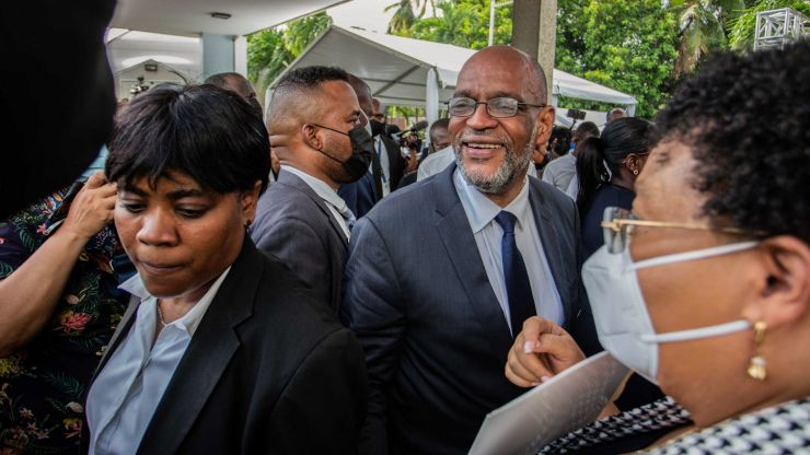 Haitian PM asked to testify in President's assassination hearing