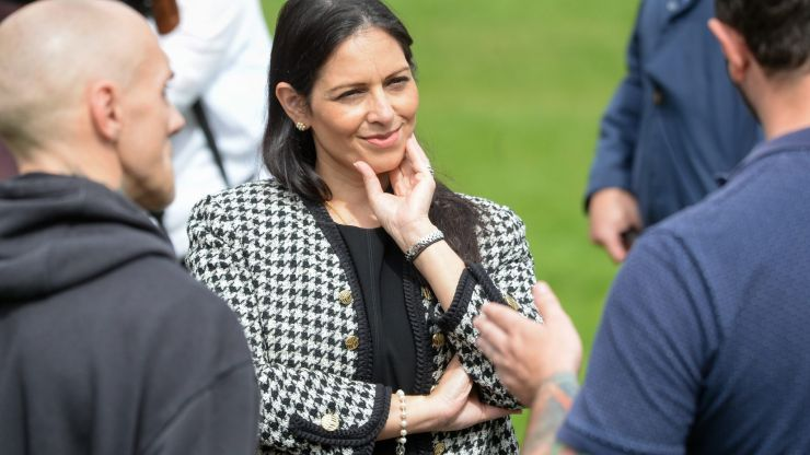 Priti Patel approves the use of 'armoured jet skis' for border force
