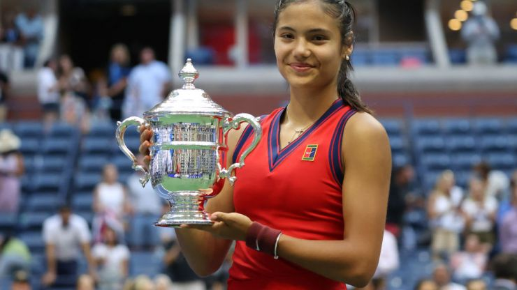 US Open: This is what the Queen wrote to Emma Raducanu after her incredible win