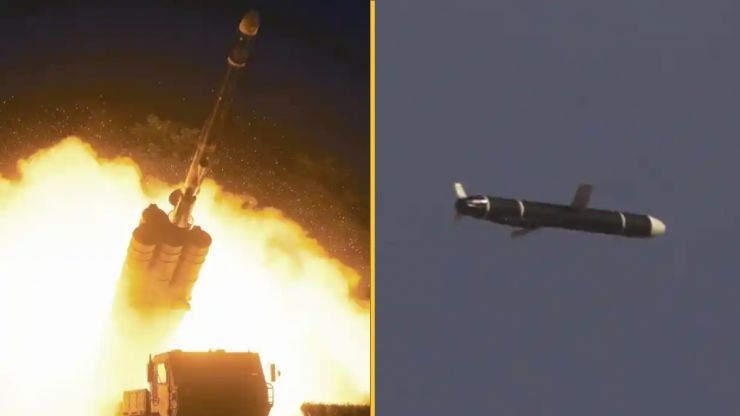 North Korea tests first long-range cruise missile