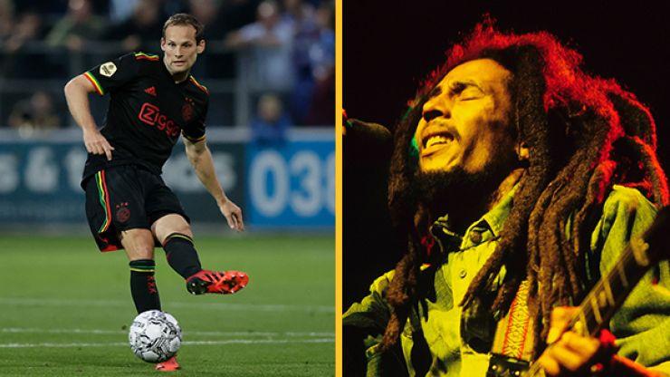 UEFA ban Ajax from wearing Bob Marley-inspired away kit