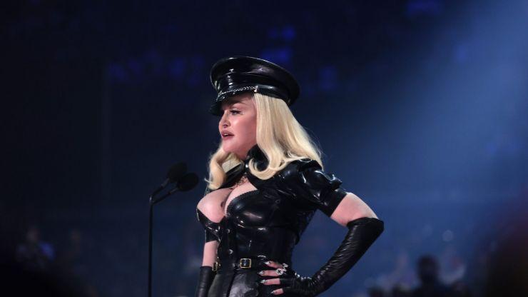 Piers Morgan slams Madonna's 'cringe' VMAs dominatrix outfit