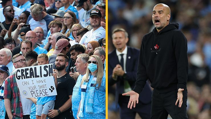 Pep Guardiola calls for more Man City fans to attend Southampton match