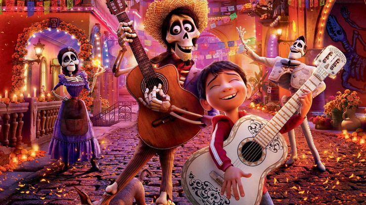 Coco is officially the UK's favourite Pixar film, according to science