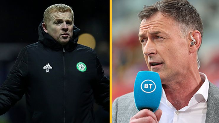 Chris Sutton and Neil Lennon denied access to Rangers game over security fears