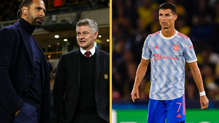Rio Ferdinand claims that Cristiano Ronaldo should have been told to 'sit down' against Young Boys