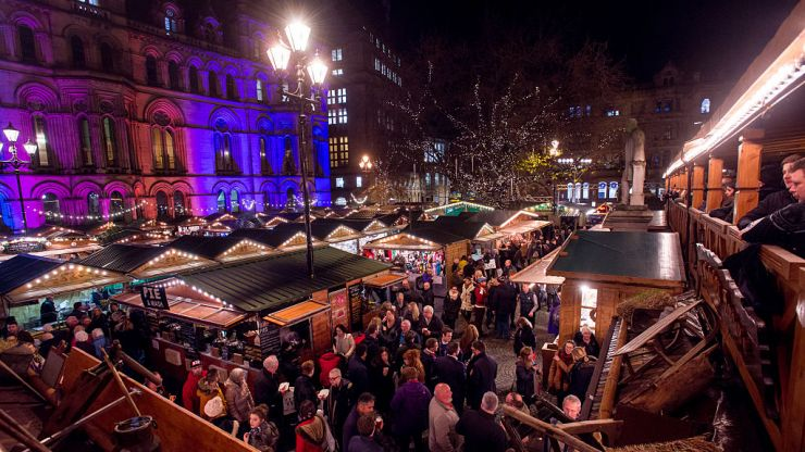 Manchester and Birmingham Christmas Markets confirmed to go ahead this year
