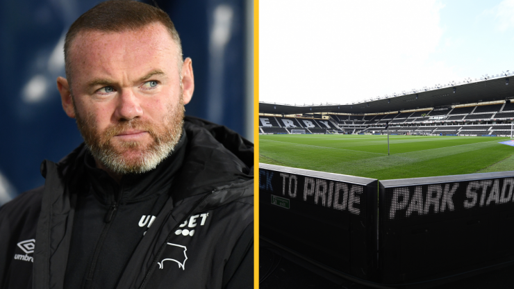 Derby County facing point deduction after filing for administration