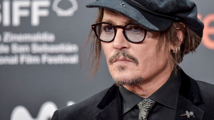 Johnny Depp blasts cancel culture and says 'nobody is safe'