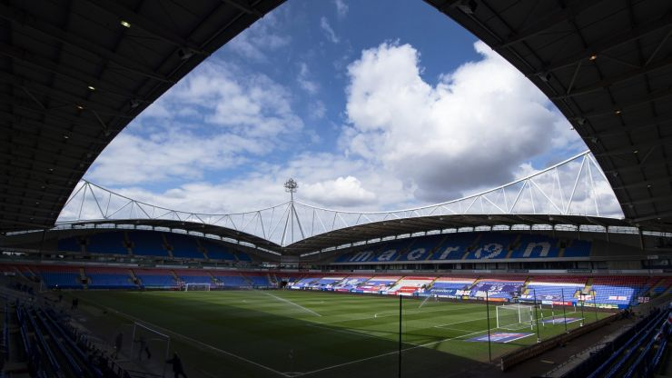 Bolton Wanderers announce they will cut all ties with betting companies