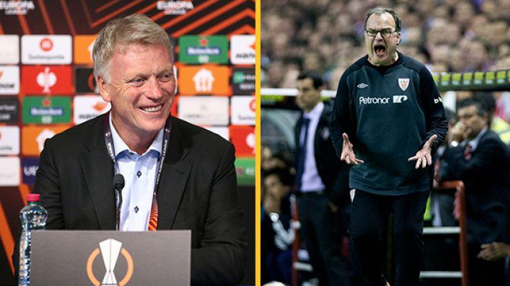 David Moyes reveals how Marcelo Bielsa derailed Man Utd title win