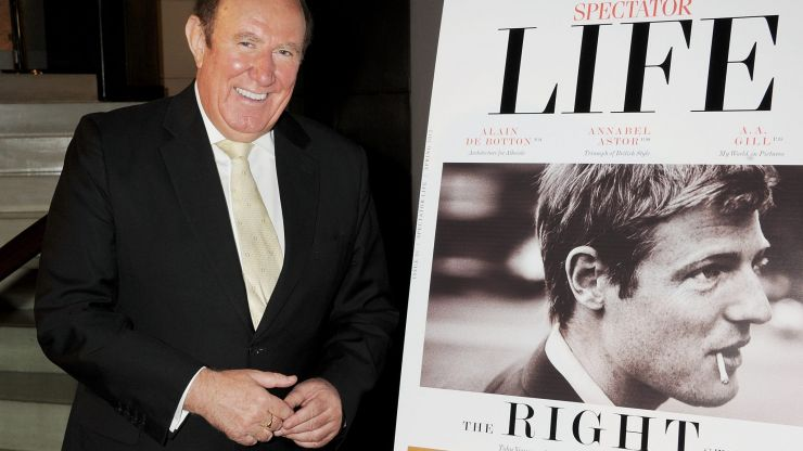 Andrew Neil: It would've killed me to carry on