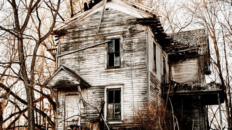 Hauntings increase the value of your house by 18%, study reveals
