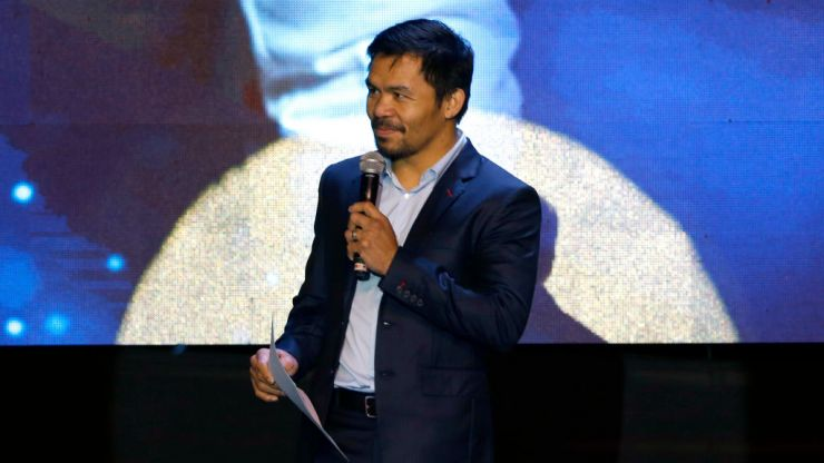 President isn't a title Manny Pacquiao should ever win