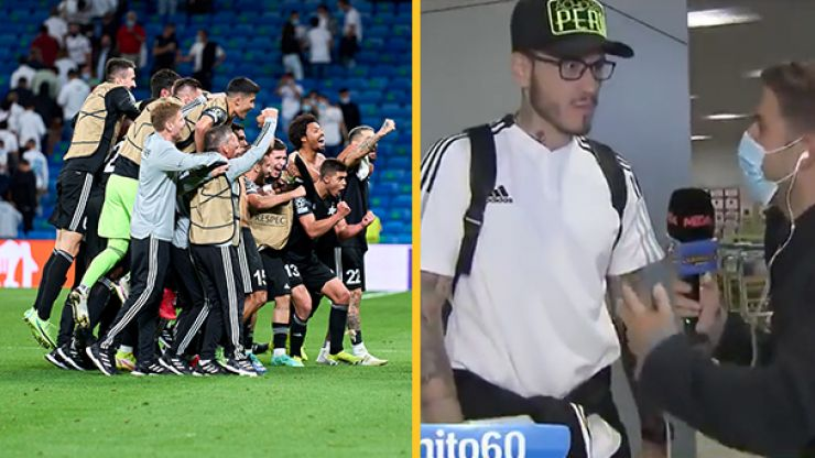 Sheriff players asked if they're professionals - after beating Real Madrid