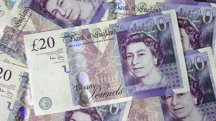 There is about £9 billion of cash in circulation in UK which is set to become useless