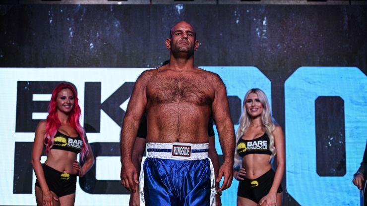 MMA fighter Justin Thornton dead aged 38 weeks after brutal KO