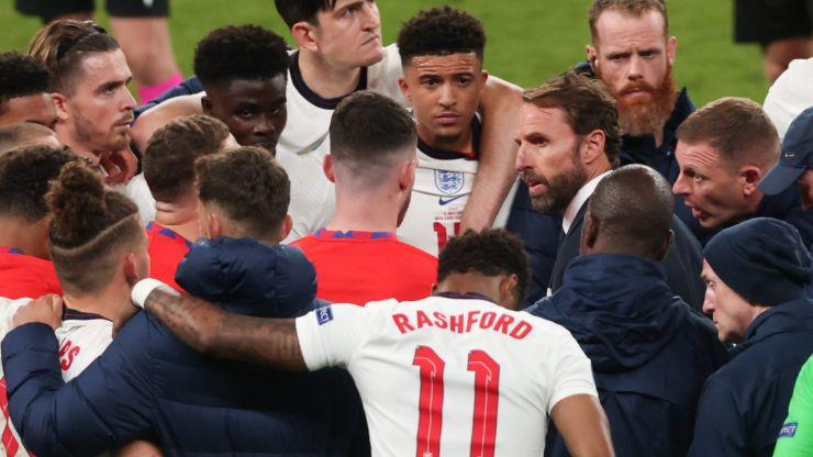 Man who racially abused England trio after Euro 2020 final avoids jail time