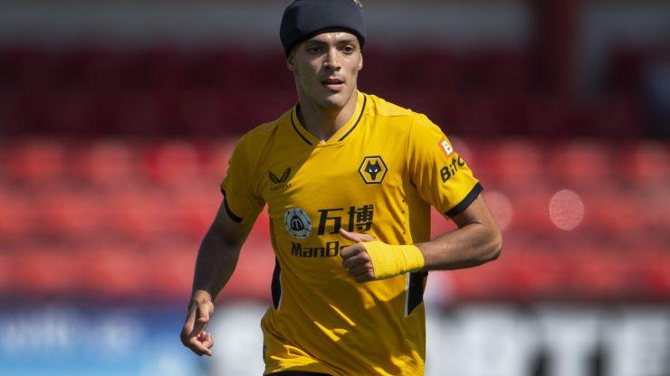 Wolves striker Raul Jimenez doesn't blame David Luiz for head injury