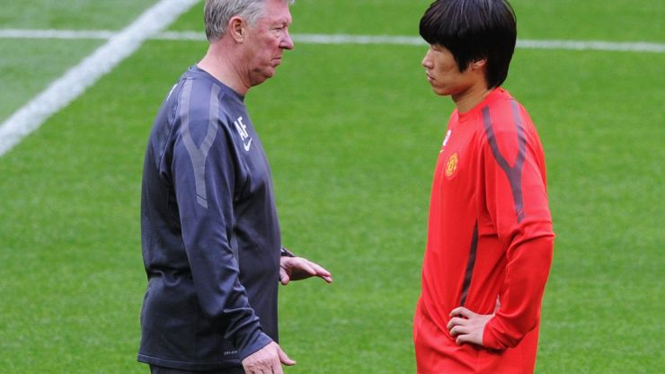 Ji-sung Park reveals Sir Alex gave him 'meaningful' letter before Man Utd exit