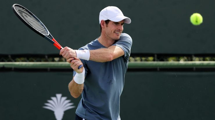 Andy Murray reunited with stolen wedding ring and smelly trainers