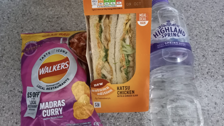 The UK has revealed its favourite meal deal, and the results might surprise you