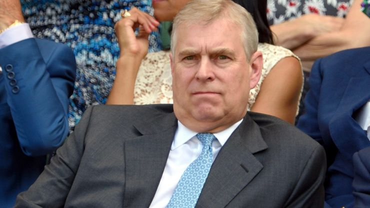 Met Police taking 'no further action' against Prince Andrew