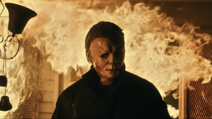 Halloween Kills petition calls for removal of 'disgusting' scene shown in trailer