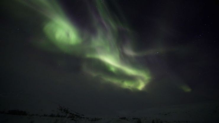 England could see Northern Lights today as geomagnetic storm hits Earth