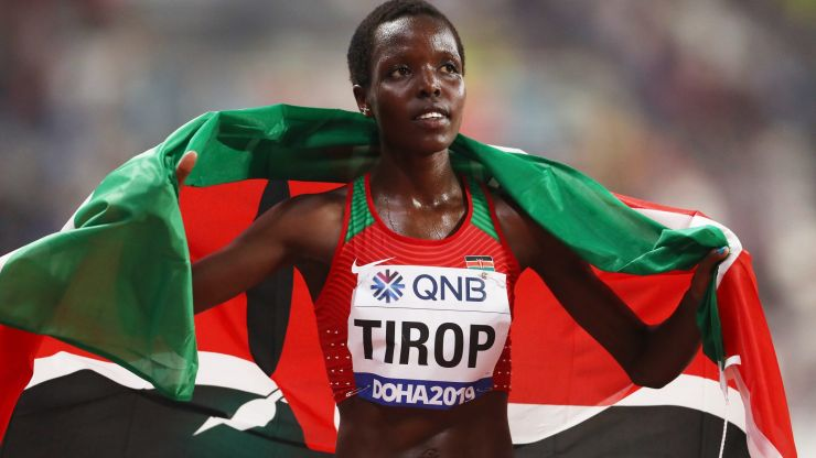 World Championship runner Agnes Jebet Tirop found stabbed to death at home