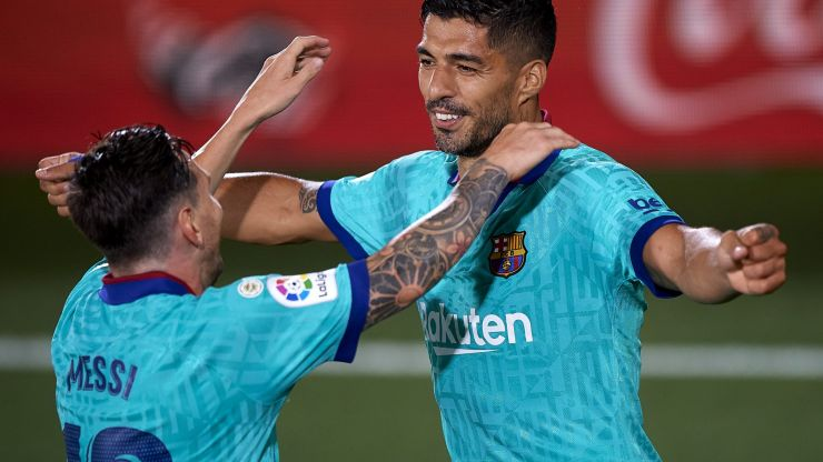 Diego Simeone reveals he rang Luis Suarez in an 'attempt' to sign Messi