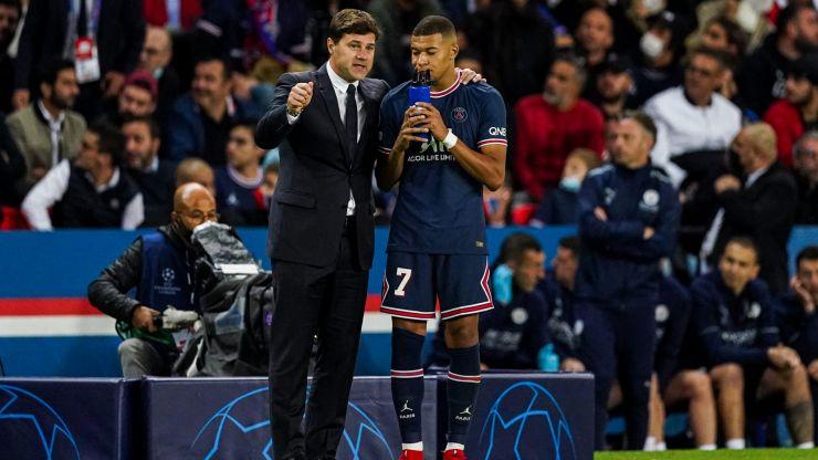 Mauricio Pochettino says Mbappé is as good as Messi and Ronaldo