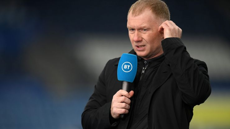 Paul Scholes feels Solskjaer should be 'given a year' at Man Utd