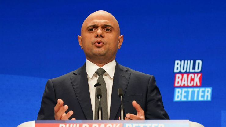 Sajid Javid forced to admit Daily Mail does not run the NHS
