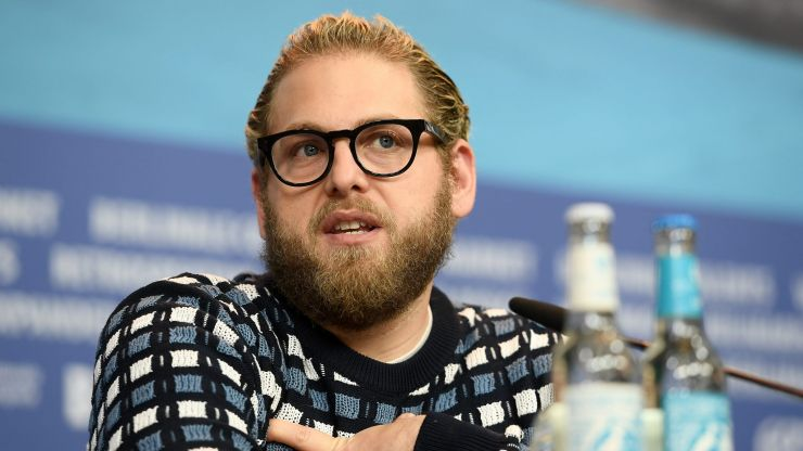 Jonah Hill asks fans to 'stop commenting' on his body