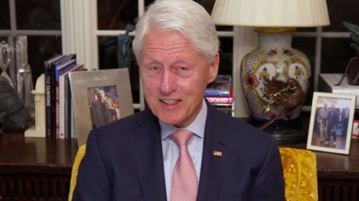 Bill Clinton hospitalised in California with infection