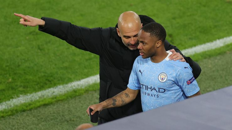 Pep Guardiola fires back at Sterling following claim that he could leave Man City