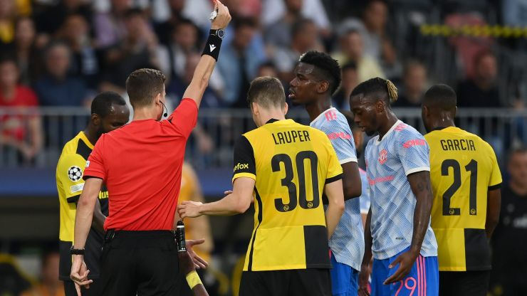 UEFA reduce Aaron Wan-Bissaka's Champions League ban after review