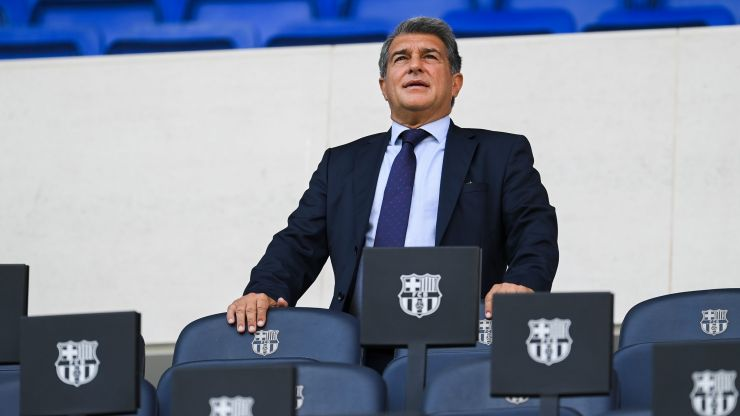 """Barcelona president claims new Pedri deal is his """"happiest day"""" since returning"""